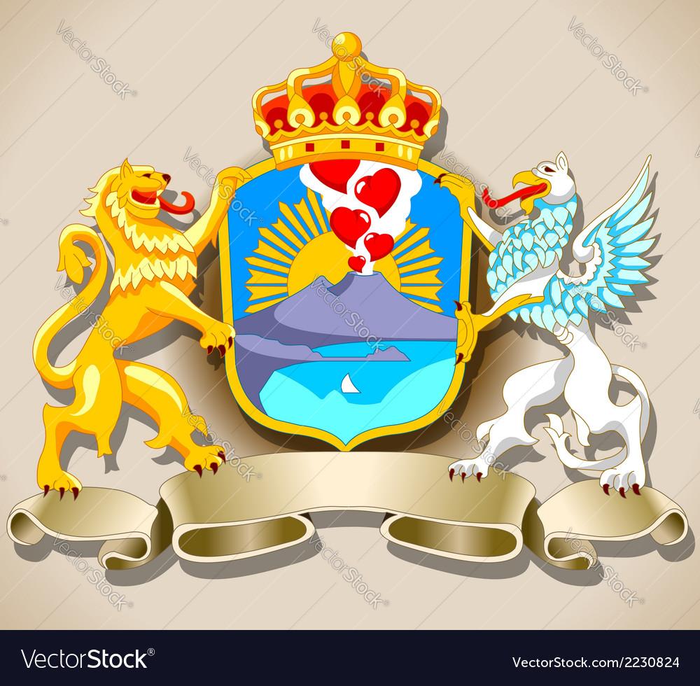 Coat of Arm of Naples