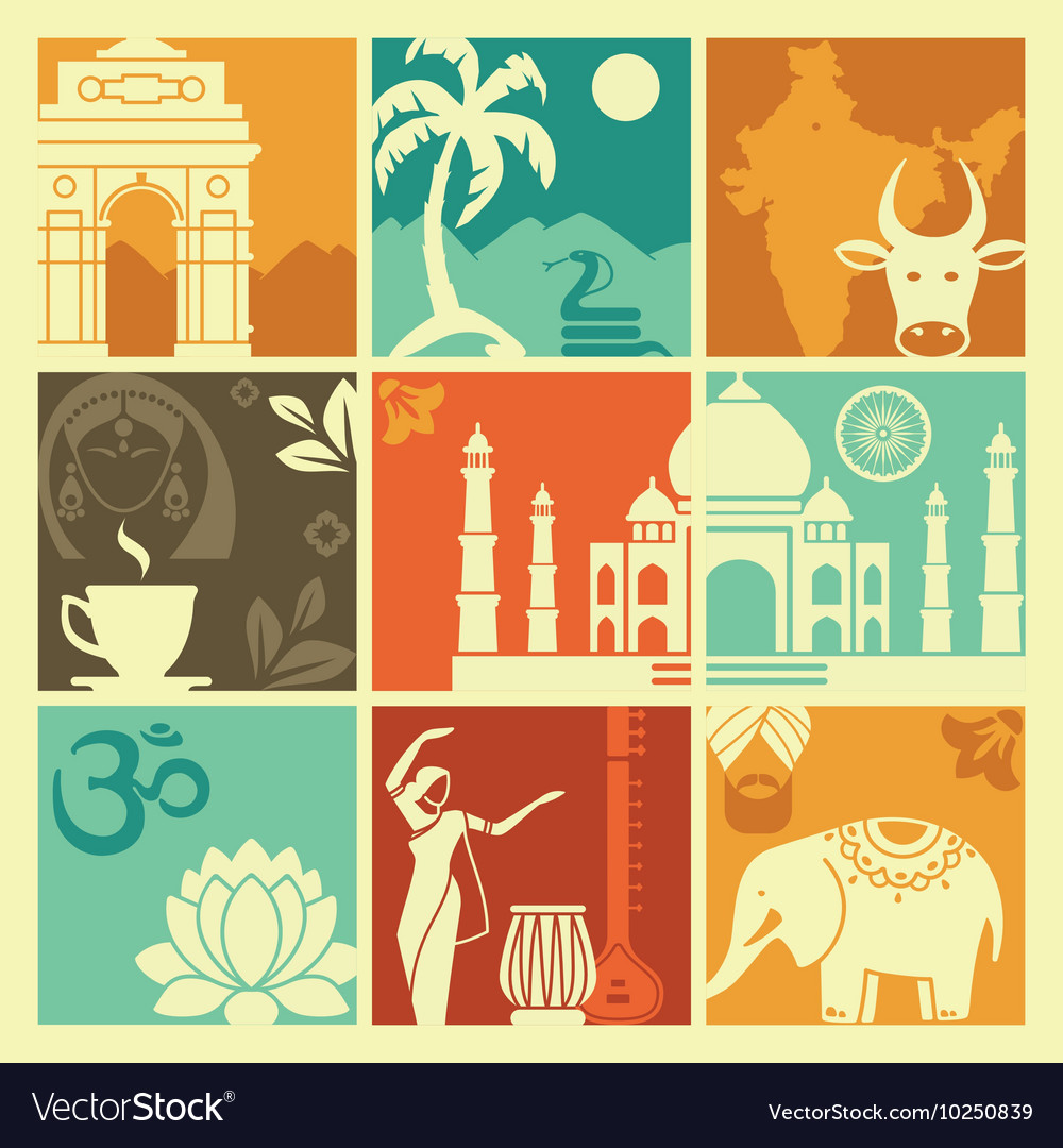 Cool Art From India Symbols