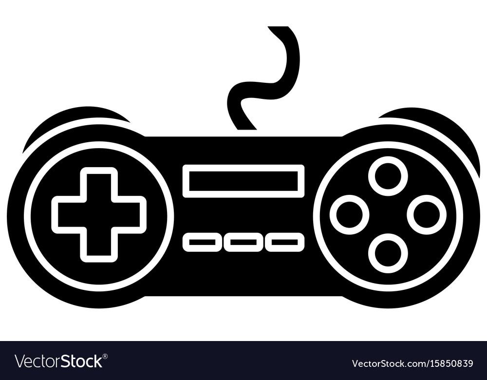 Videogame controller icon