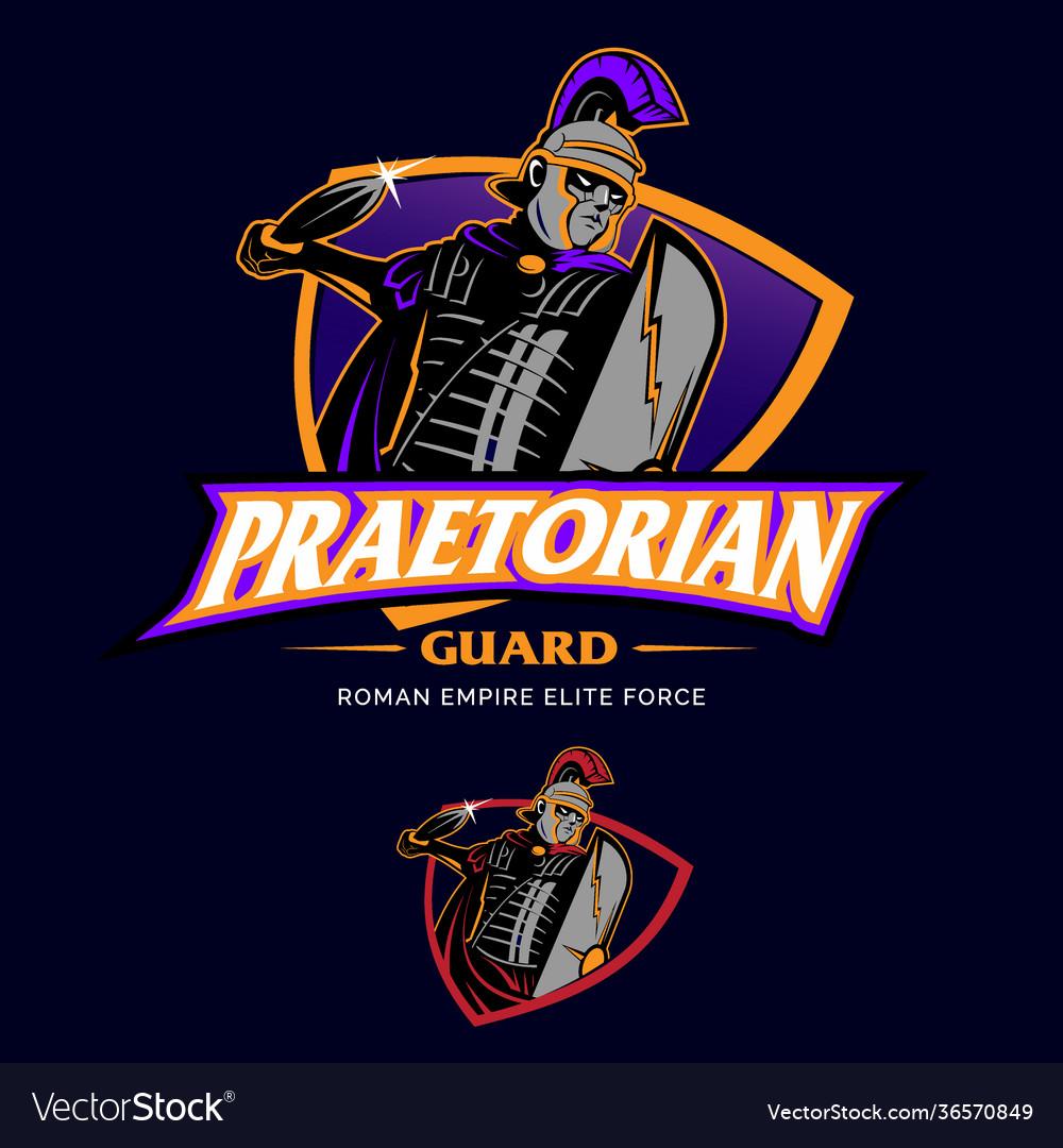 Praetorian guard esport insignia style