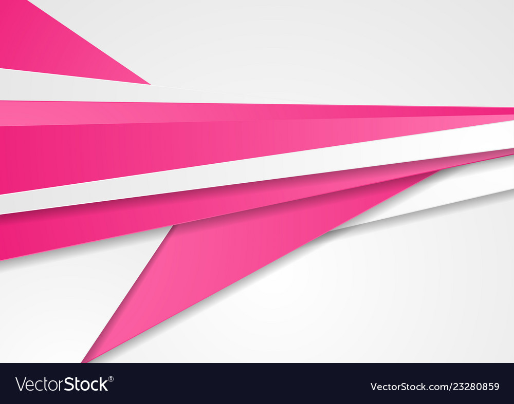 Abstract pink and grey corporate background