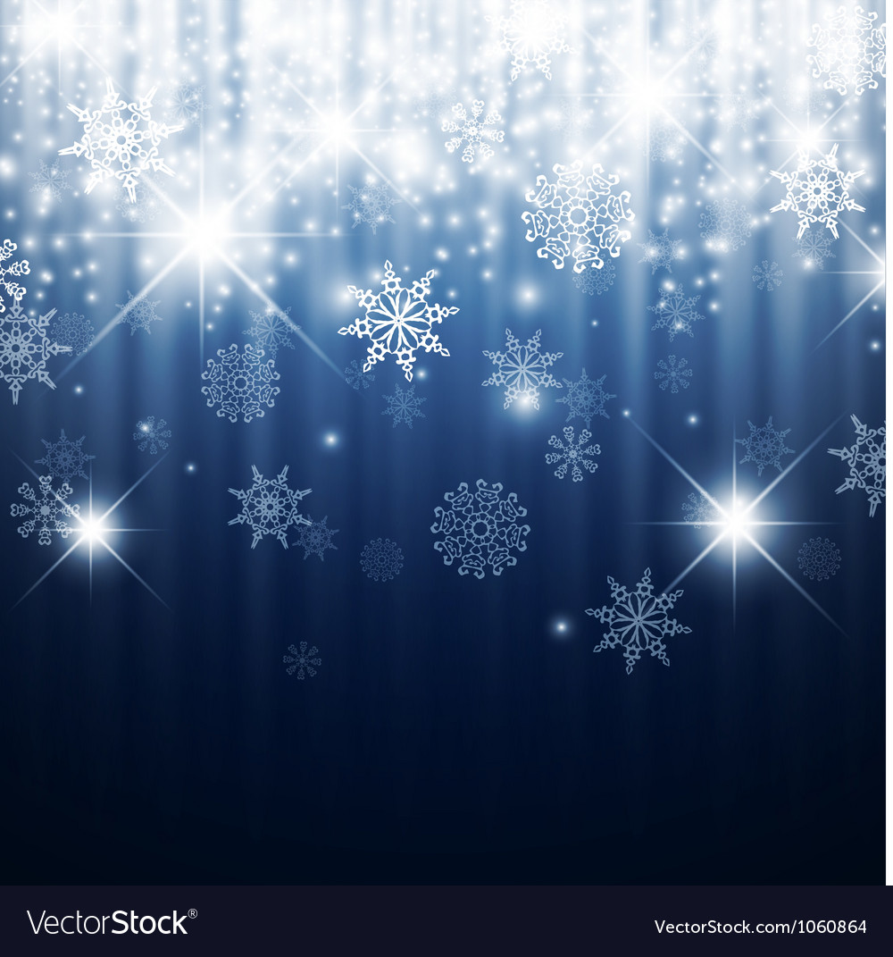 Christmas winter holiday abstract background