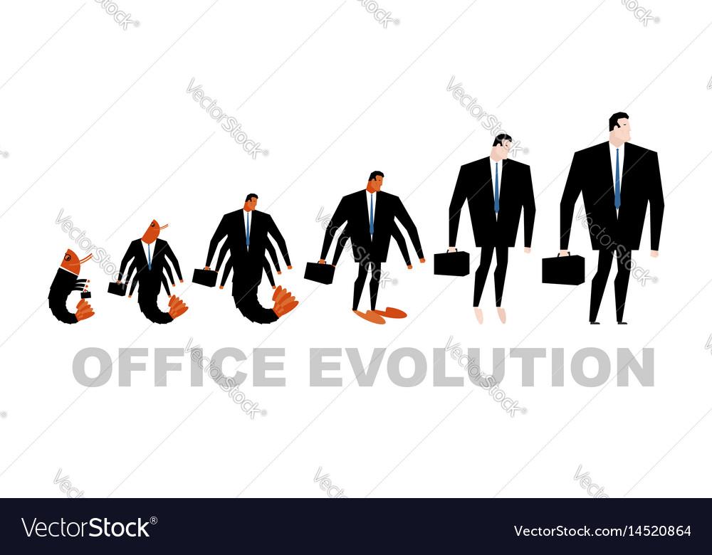 Office evolution office plankton turns into boss