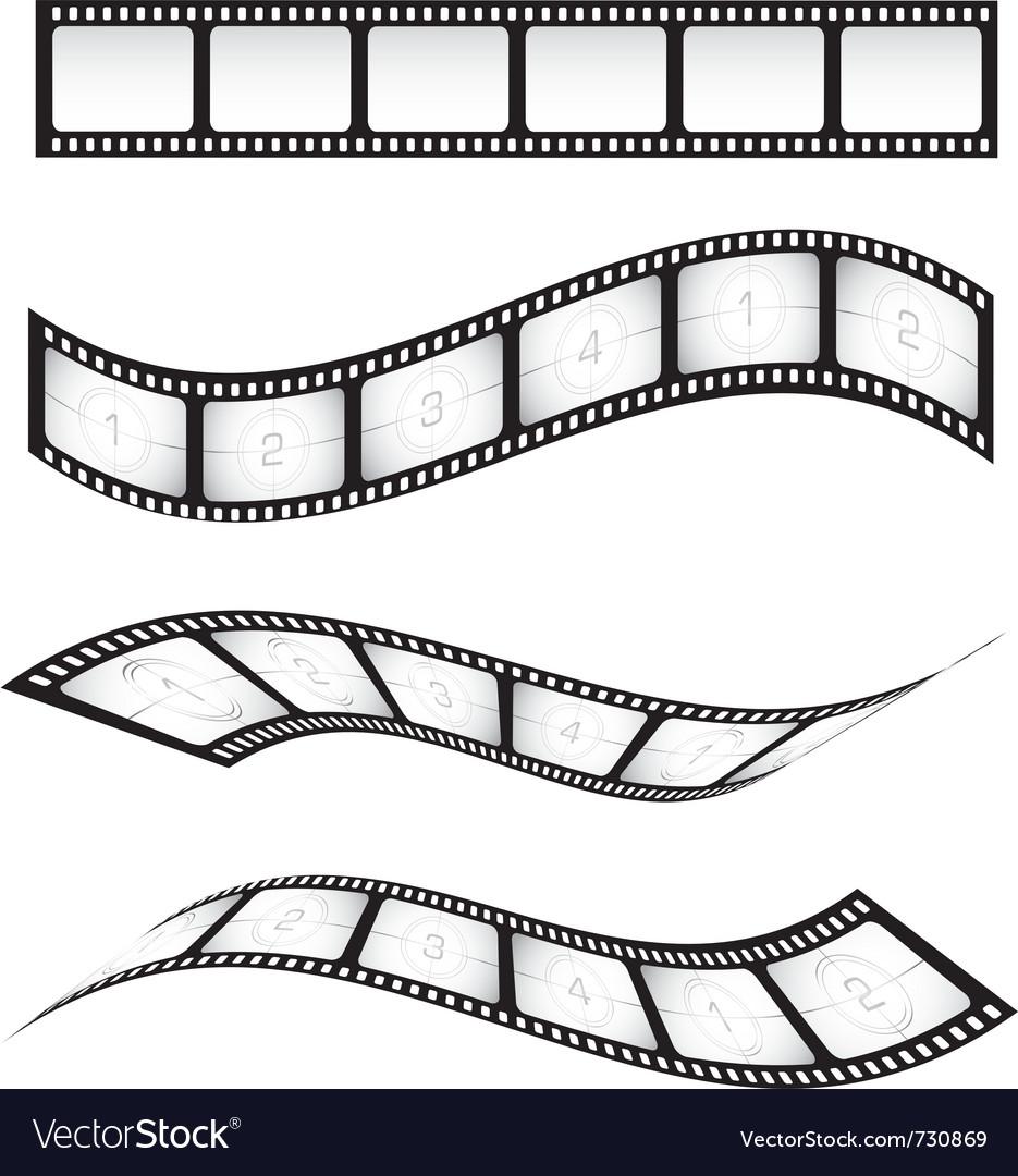 film reel royalty free vector image vectorstock rh vectorstock com film reel vector graphic film reel vector image