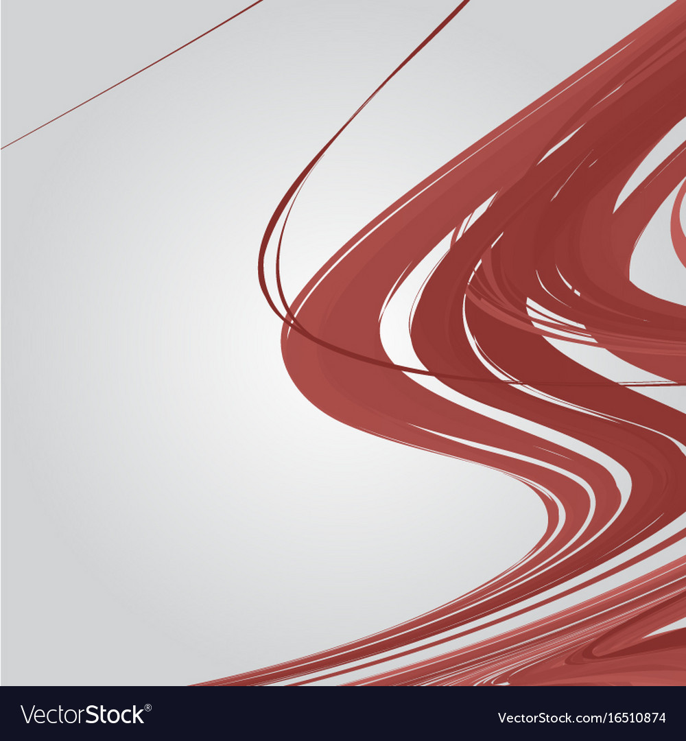 Abstract background with twisted swirles