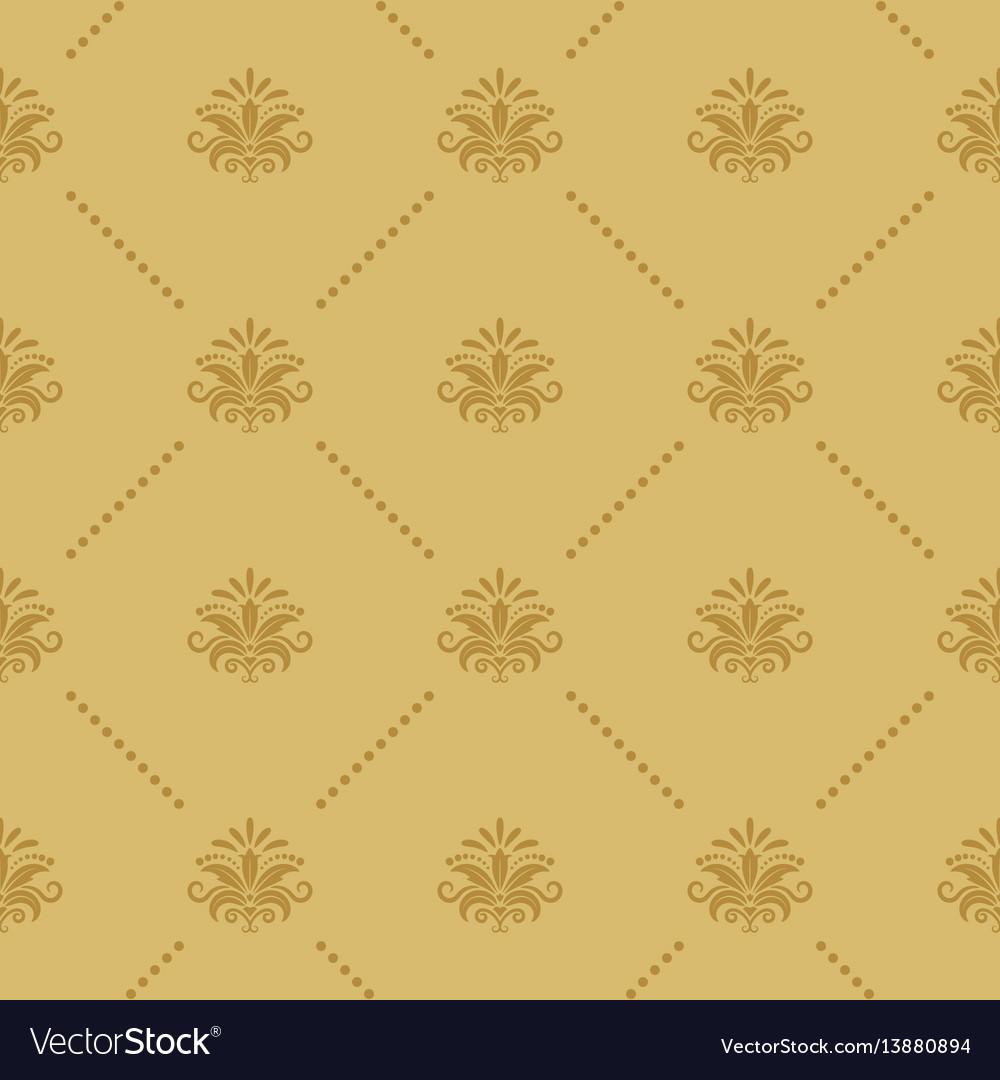 Wallpaper seamless baroque
