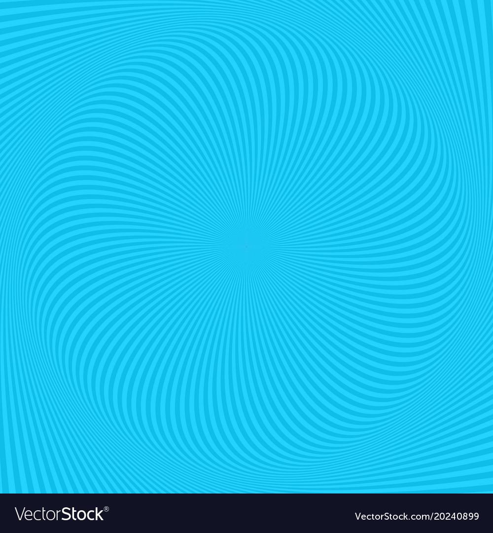 Hypnotic swirl background