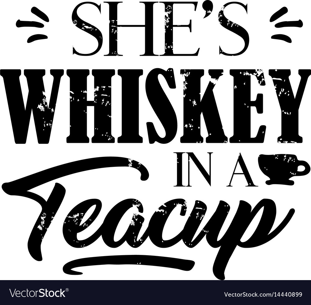 Whiskey badge