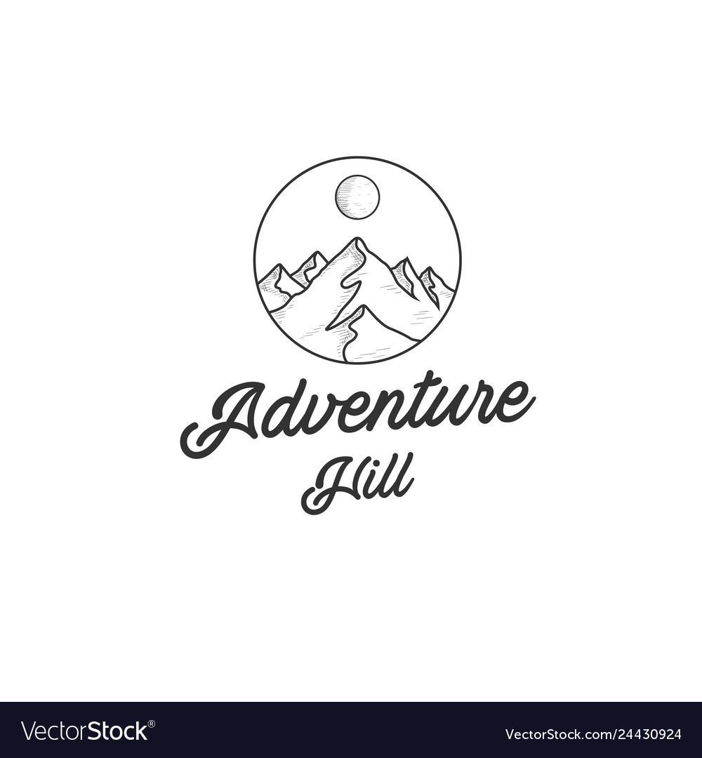 Adventure logo designs inspirations with the