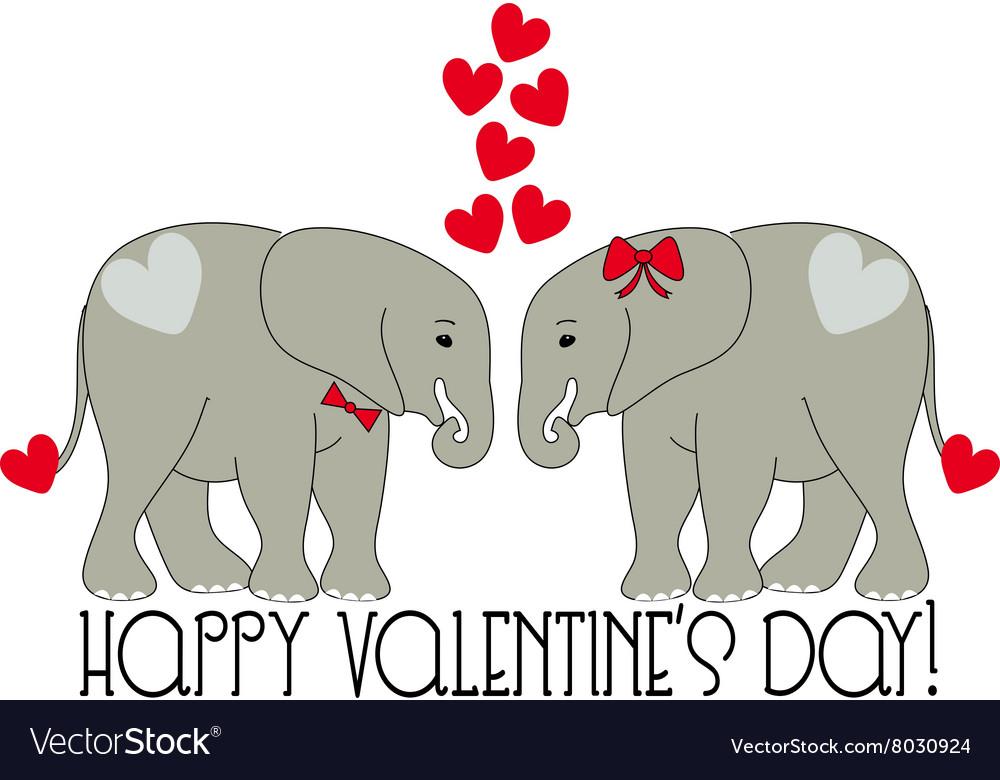 Resultado de imagen para WWF happy valentine day elephants images