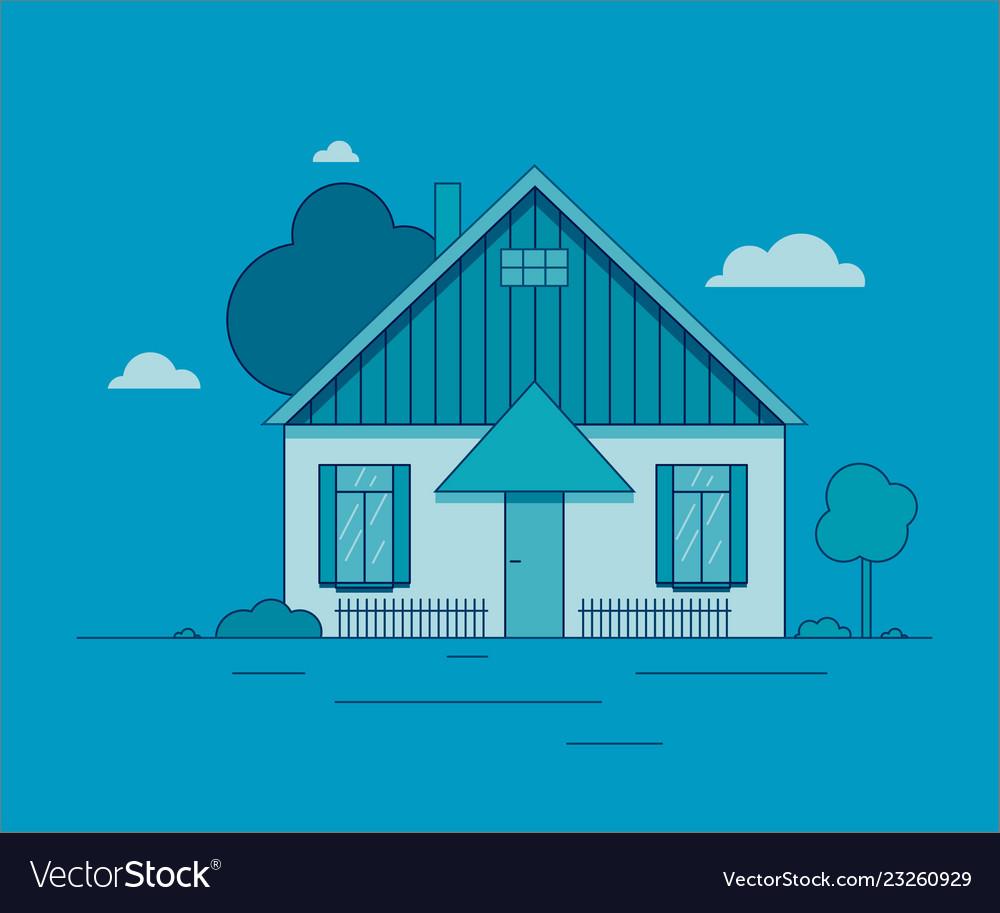 A dutch house