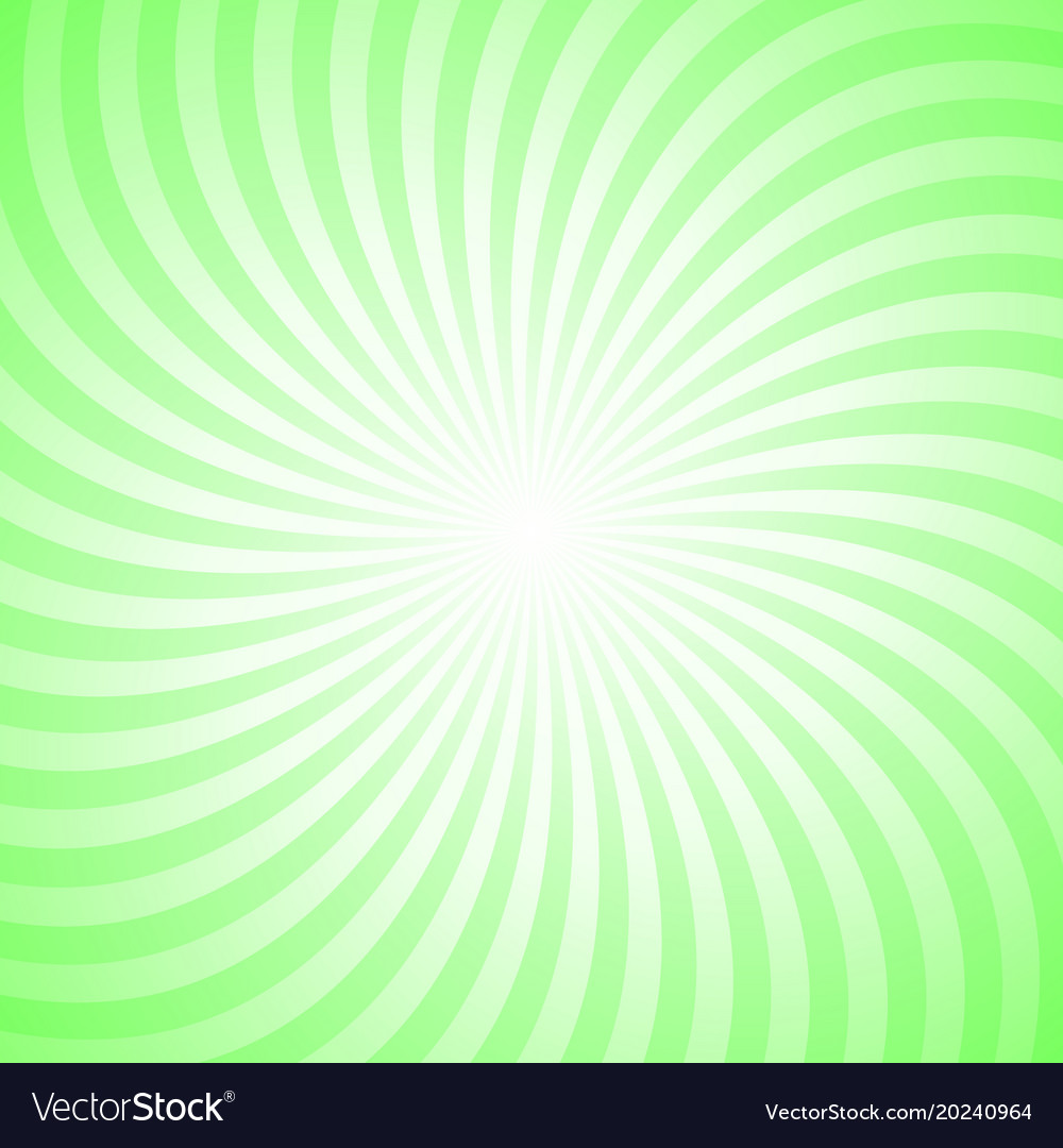 Spiral ray background