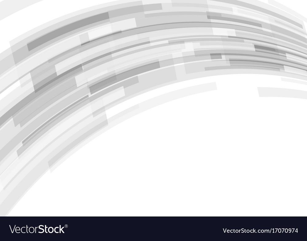 Abstract light grey technology geometric
