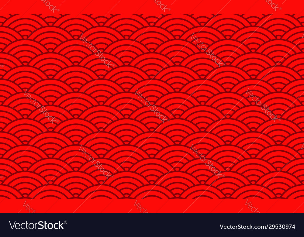 Chinese seamless pattern traditional oriental