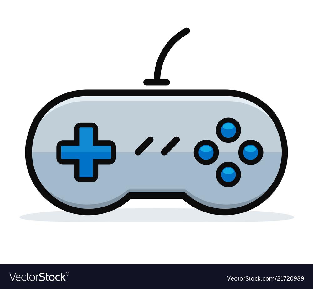Game controller design concept