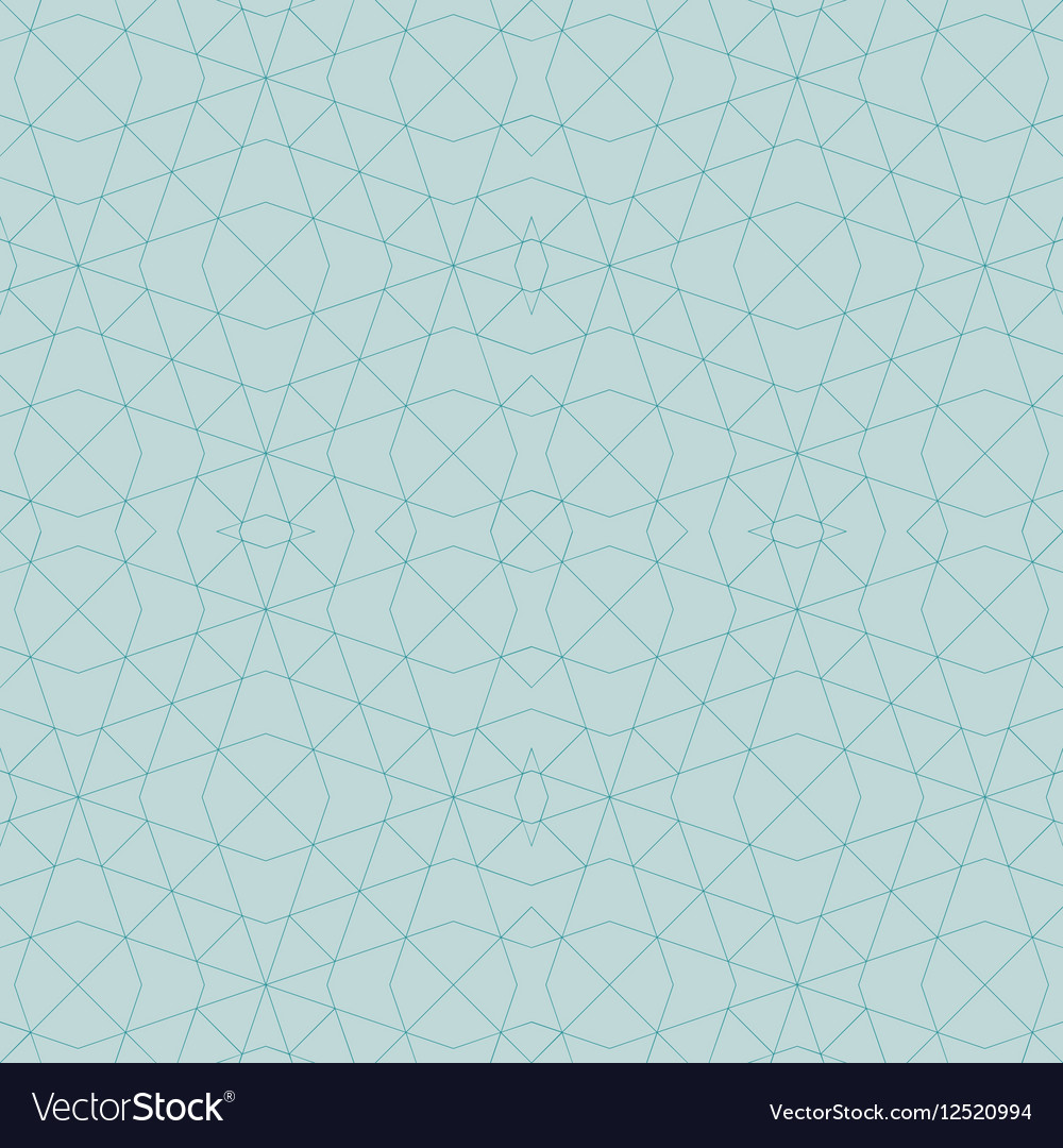 Abstract geometric seamless pattern lines