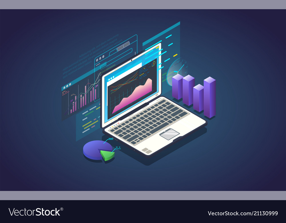 Data analysis banner