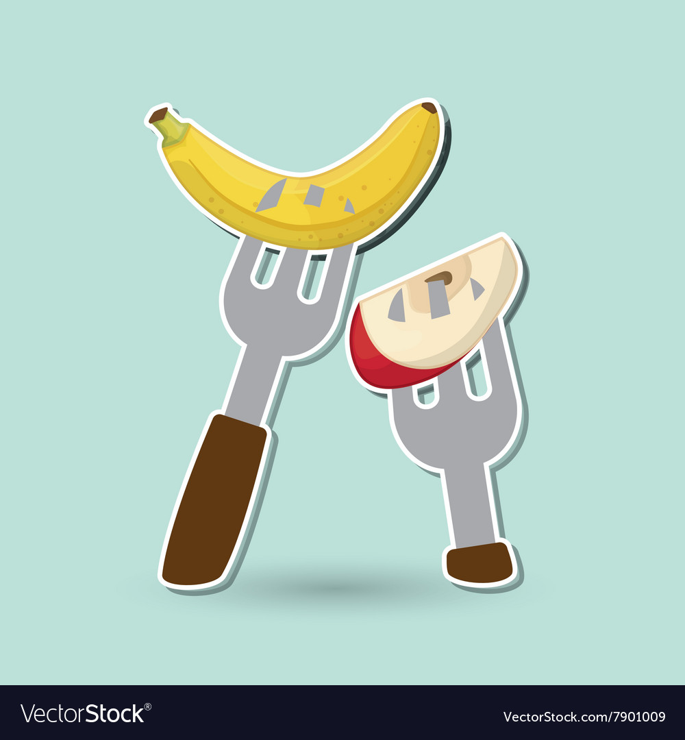 Fruit icon design