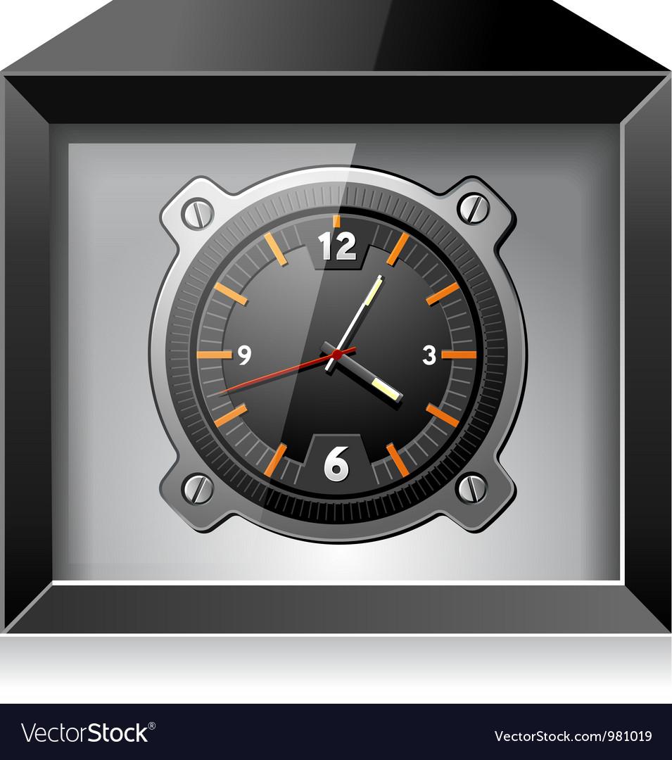 Clock in the Black box