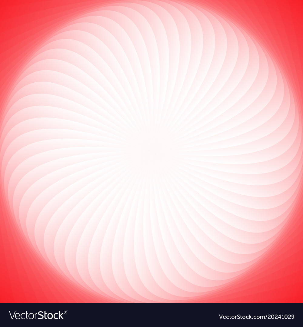 Abstract spiral background - gradient graphic vector image