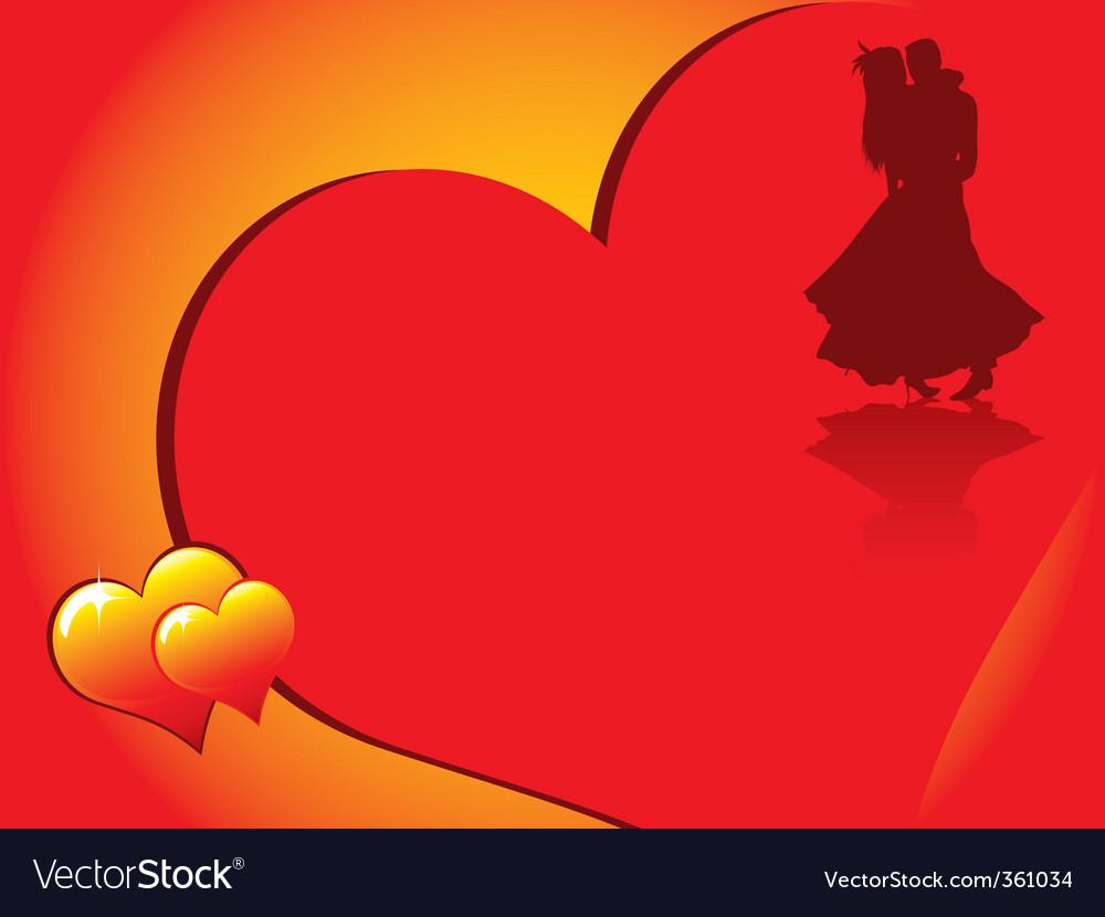 Valentines dancing