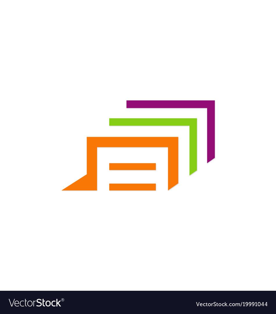 Data file office business logo