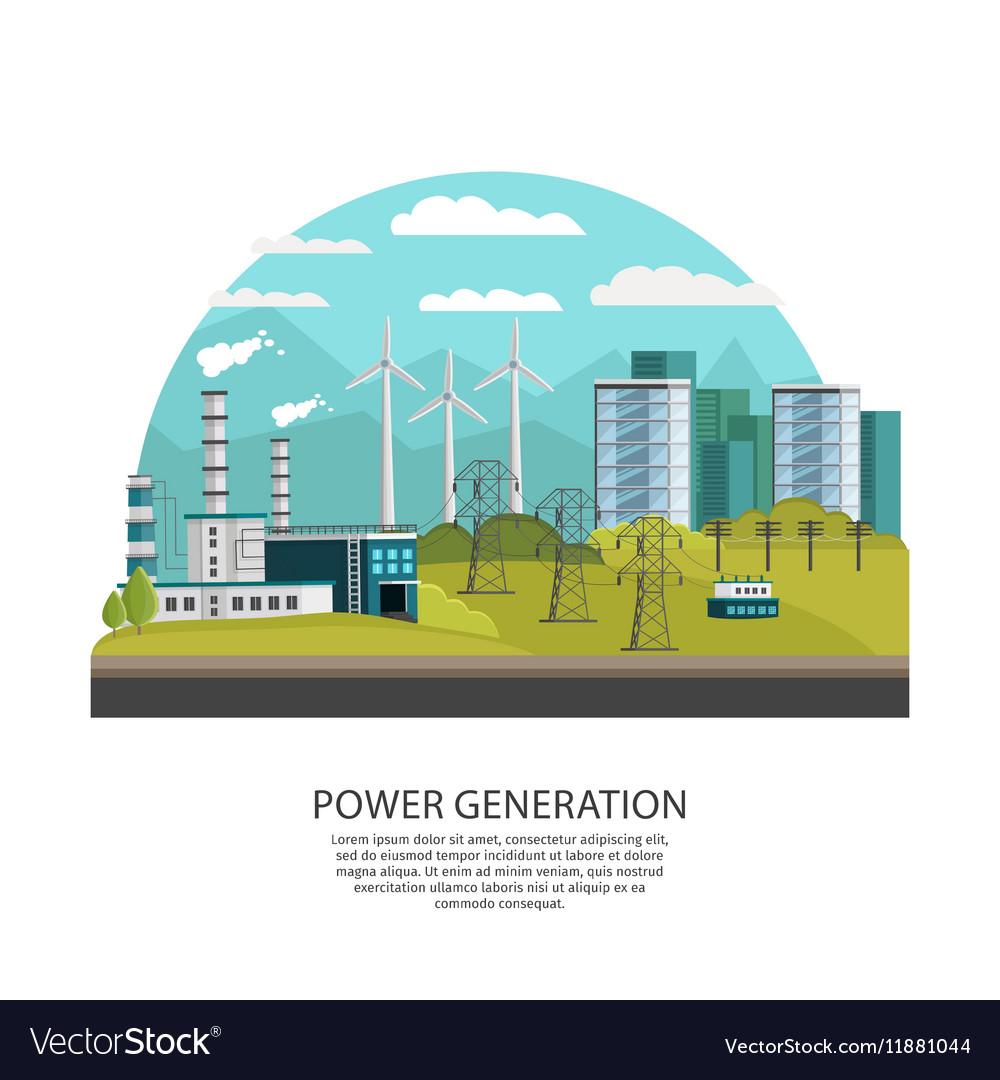 Power Generation Concept