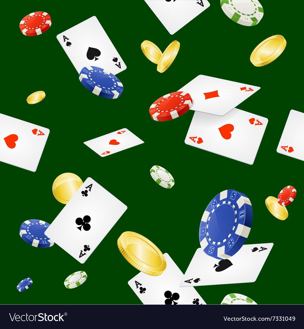 Casino Background Seamless