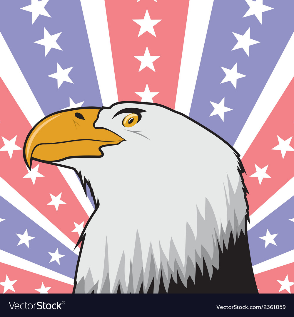 Orao US zastava