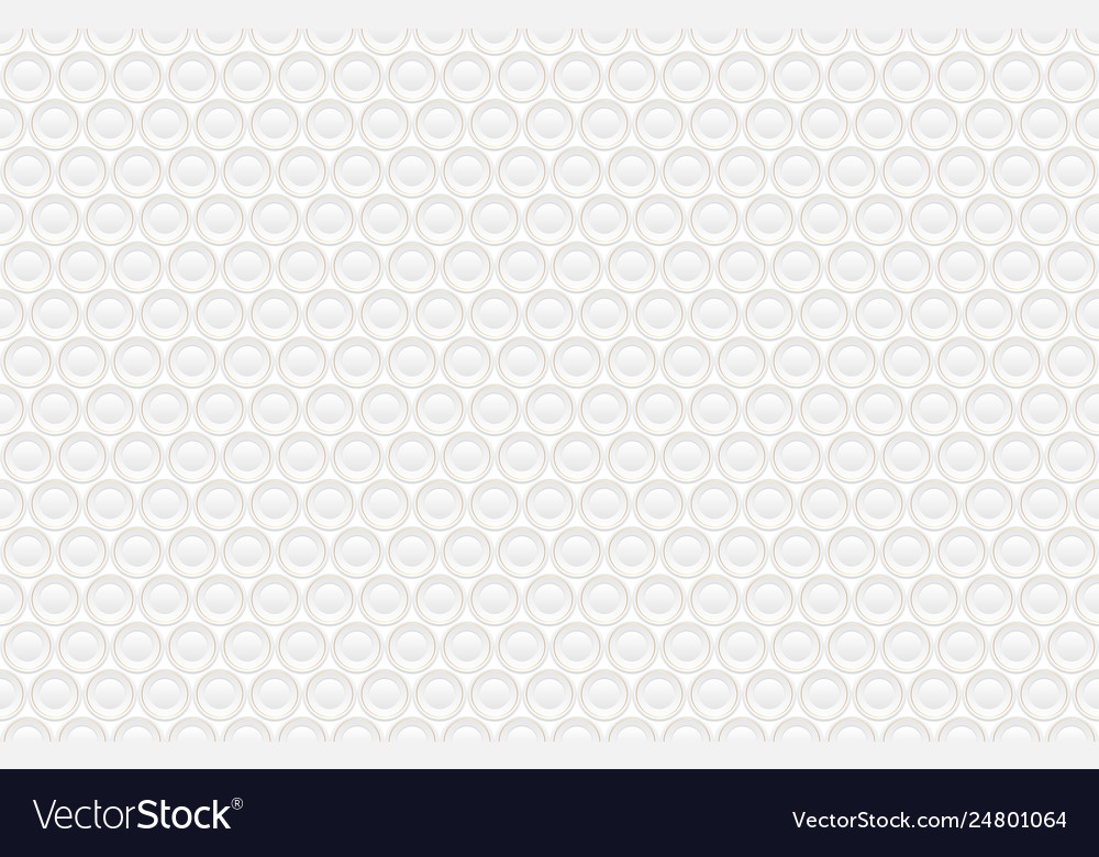 Abstract embossing volume white texture