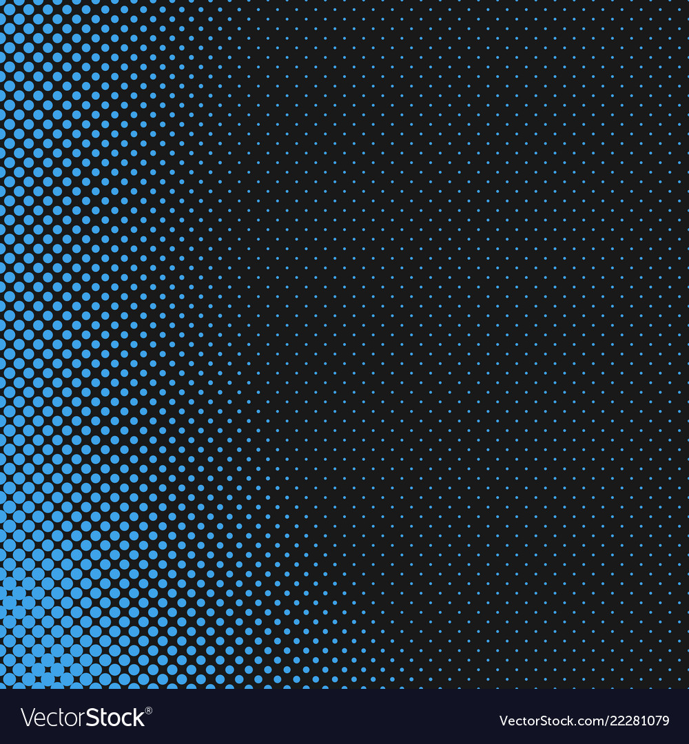 Retro halftone dot pattern background - design