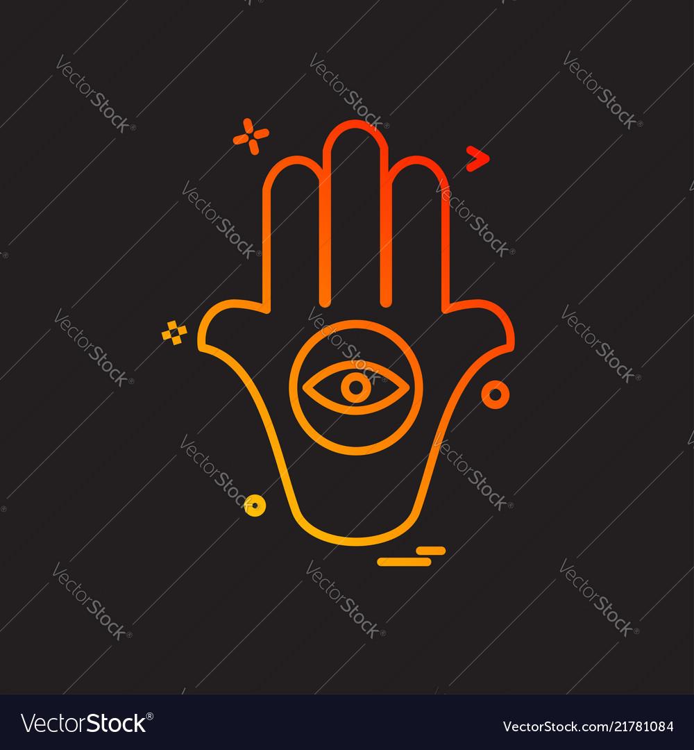 Religion icon design