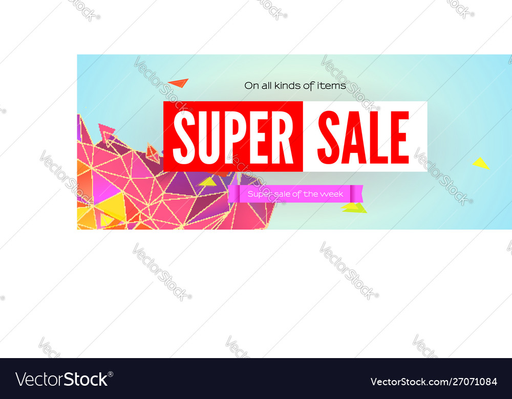 Super sale week get up discount on all
