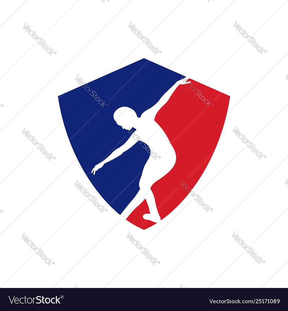 Dance sports logo