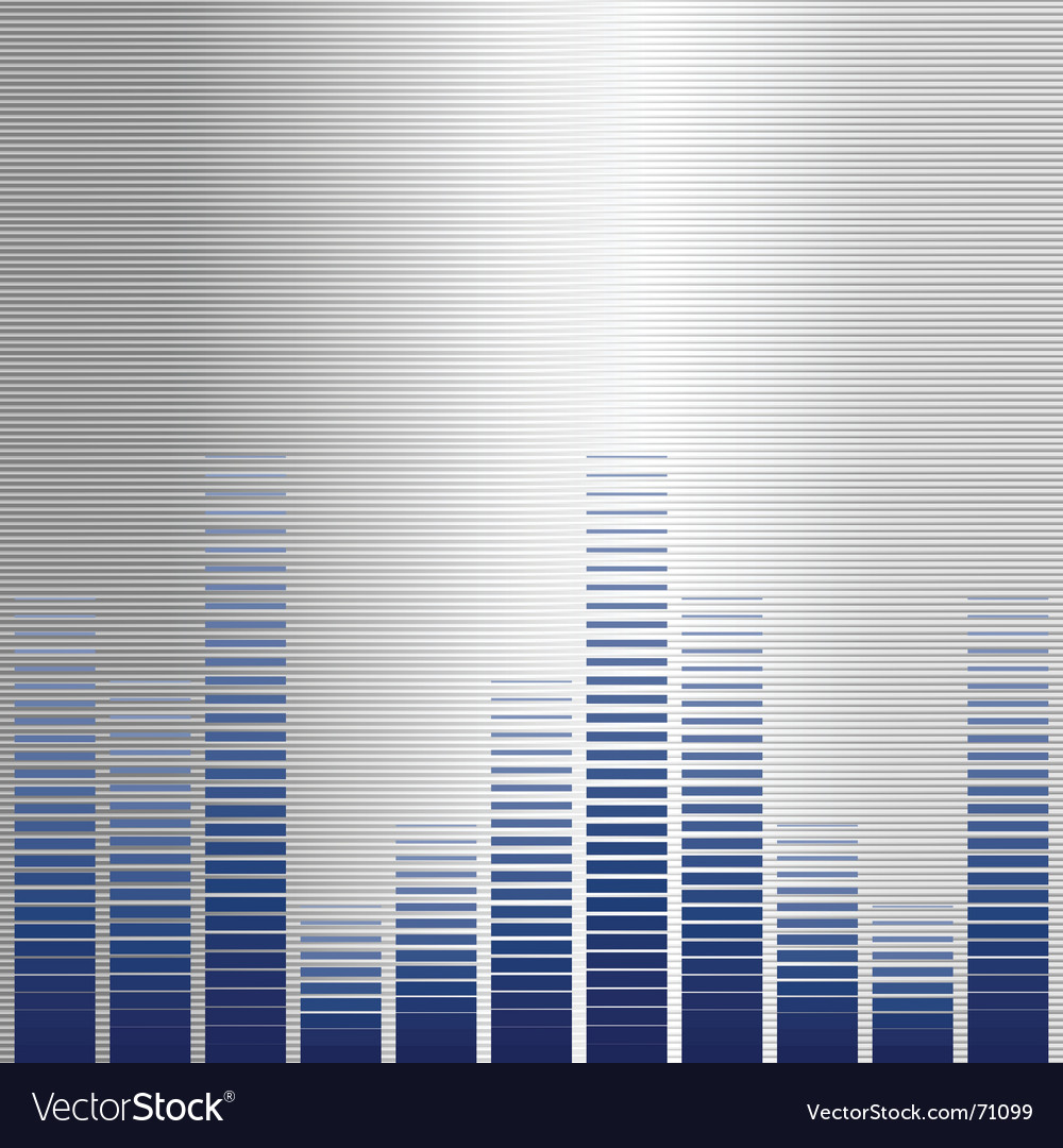 Background EQ vector image