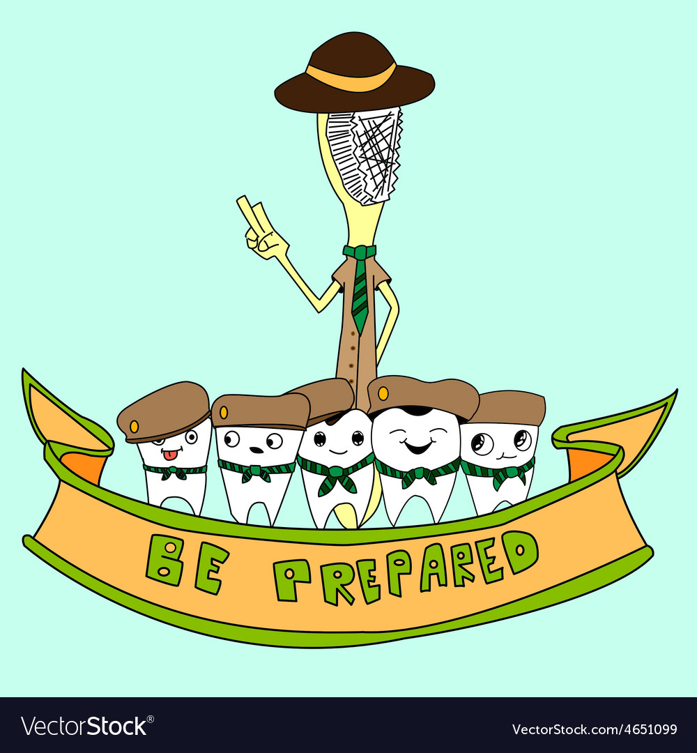 Teeth scouts