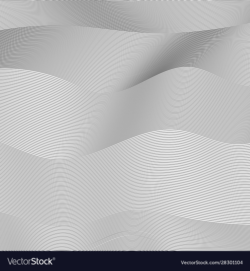 Background wavy lines abstract pattern wavy