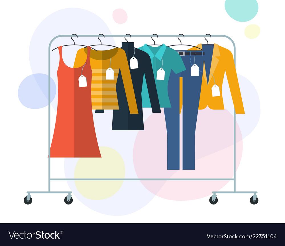 Shopping sale concept