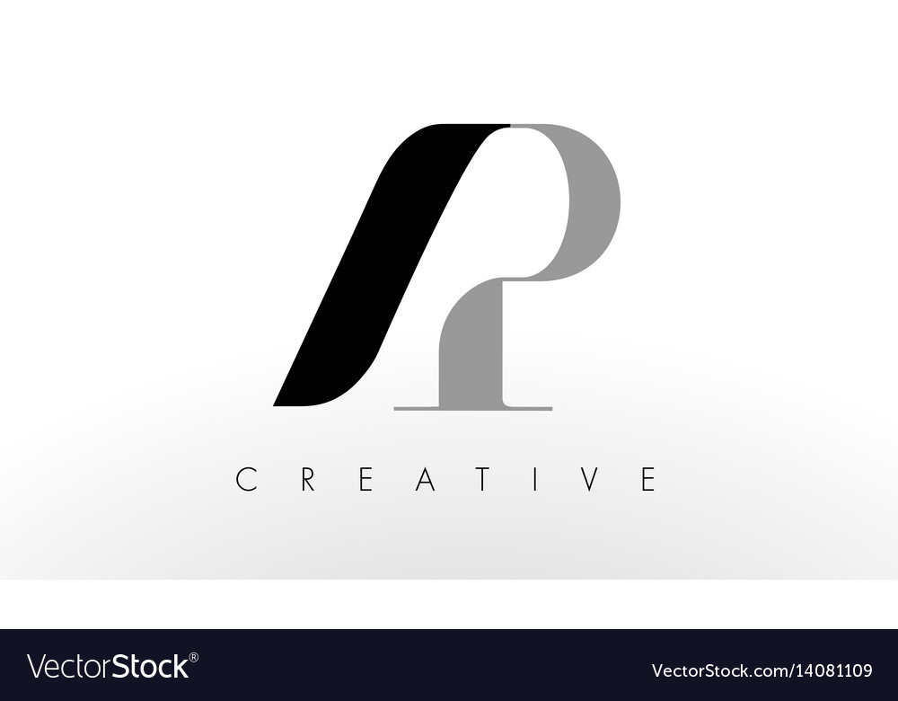 A p letter logo design creative ap letters icon