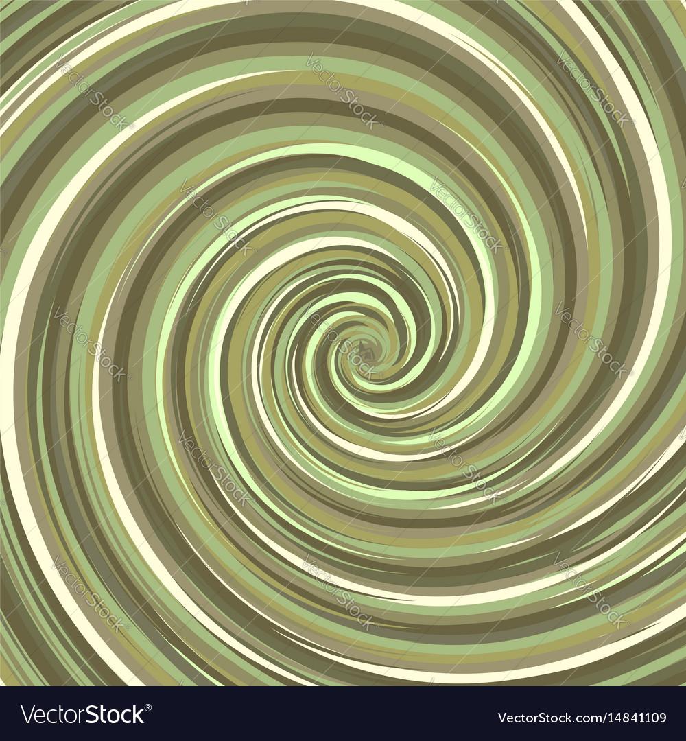 Swirling backdrop spiral surface hazelnut color