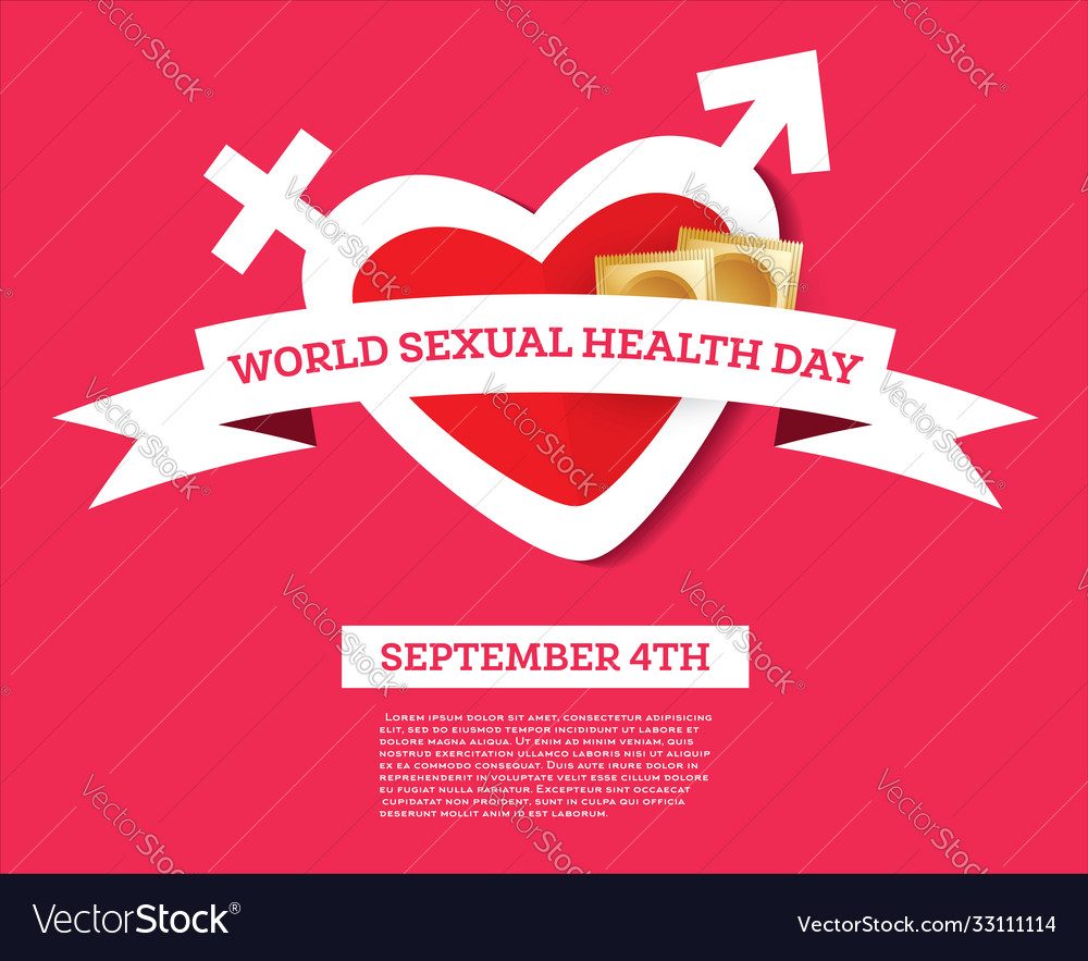 World sexual health day sex education