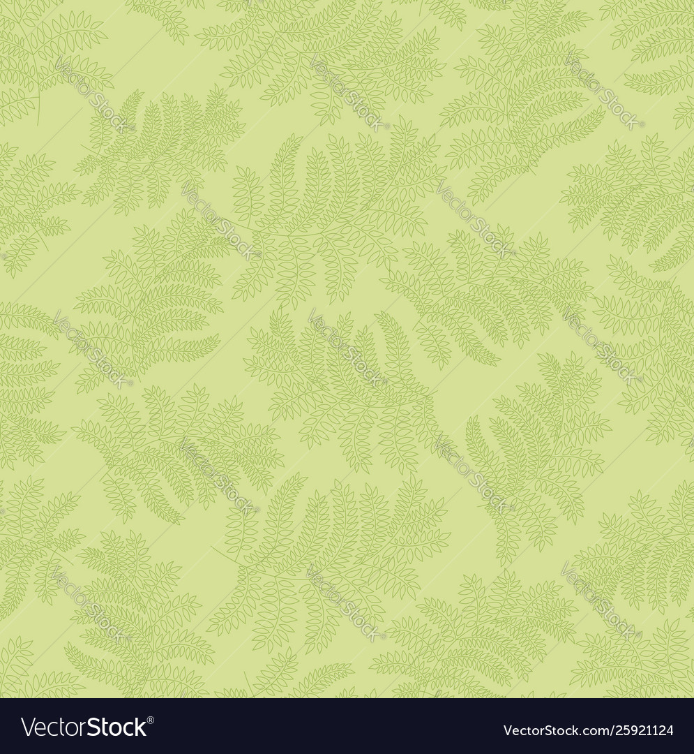 Floral seamless pattern leaf background flourish