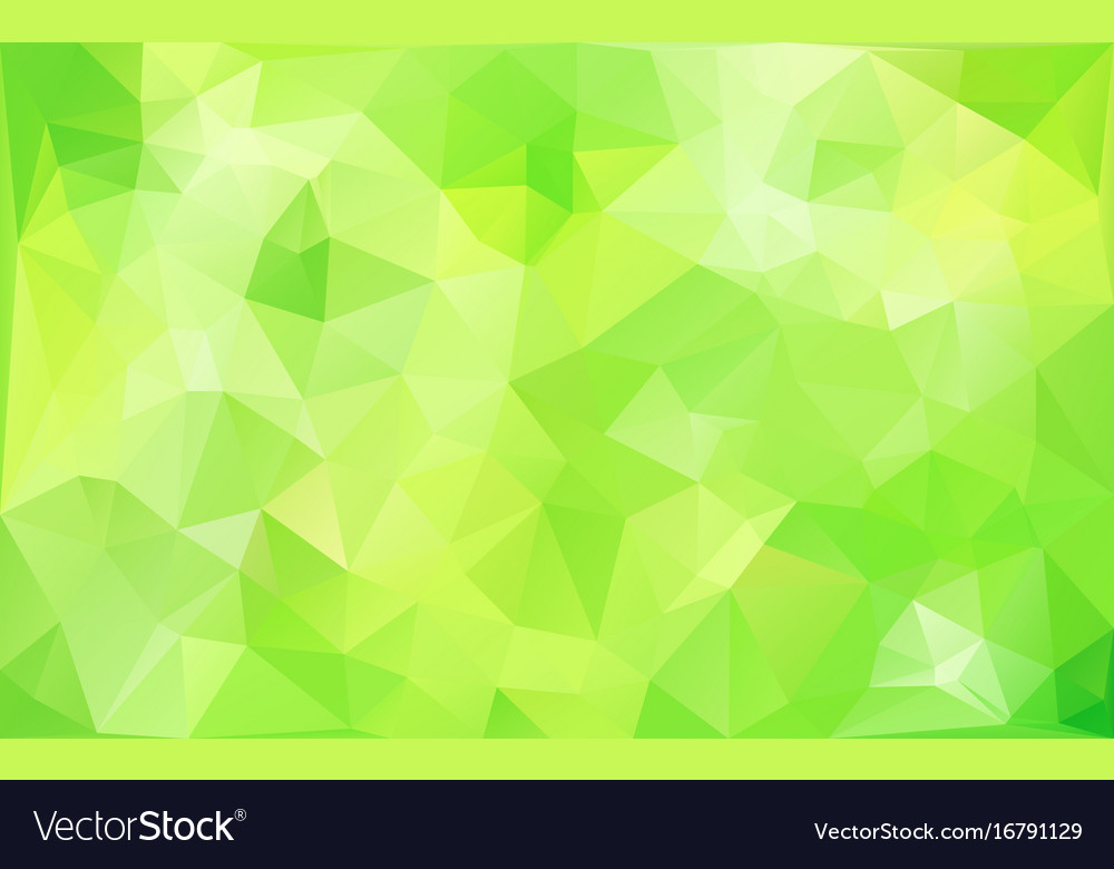 abstract background in lime green tones royalty free vector