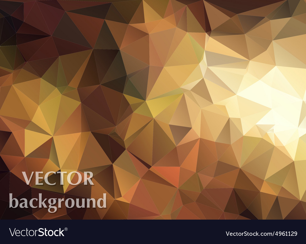 abstract background of triangles polygon wallpaper vector 4961129