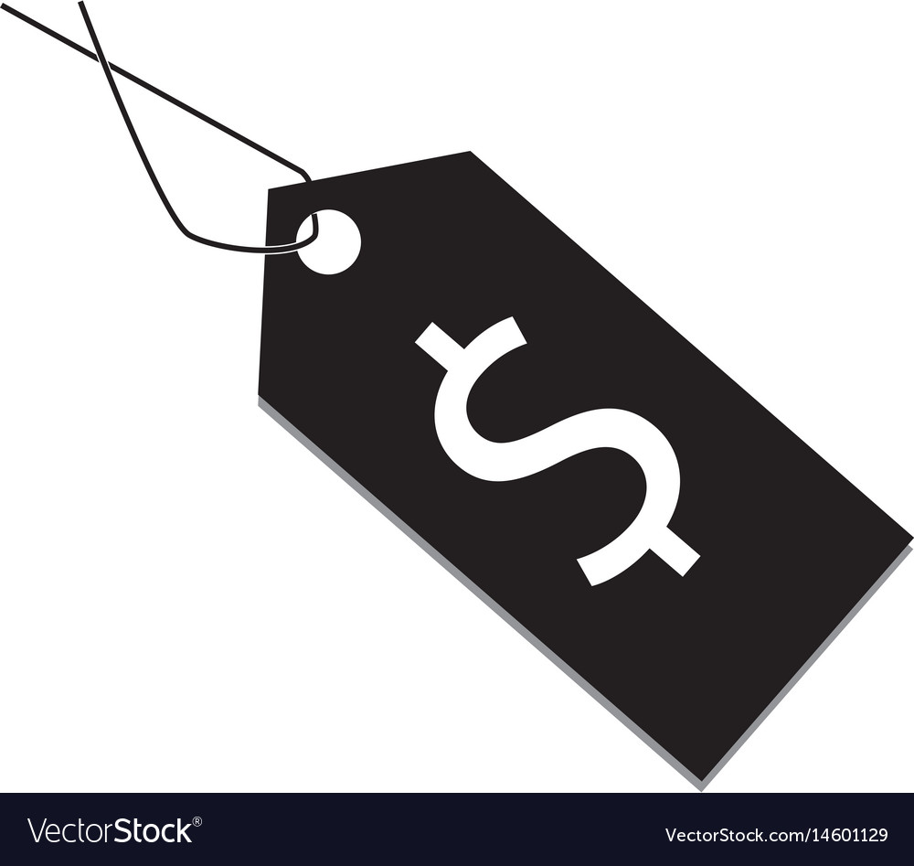 99+ Red Price Tag With Blank Space On The White Background ... White Price Tag Icon