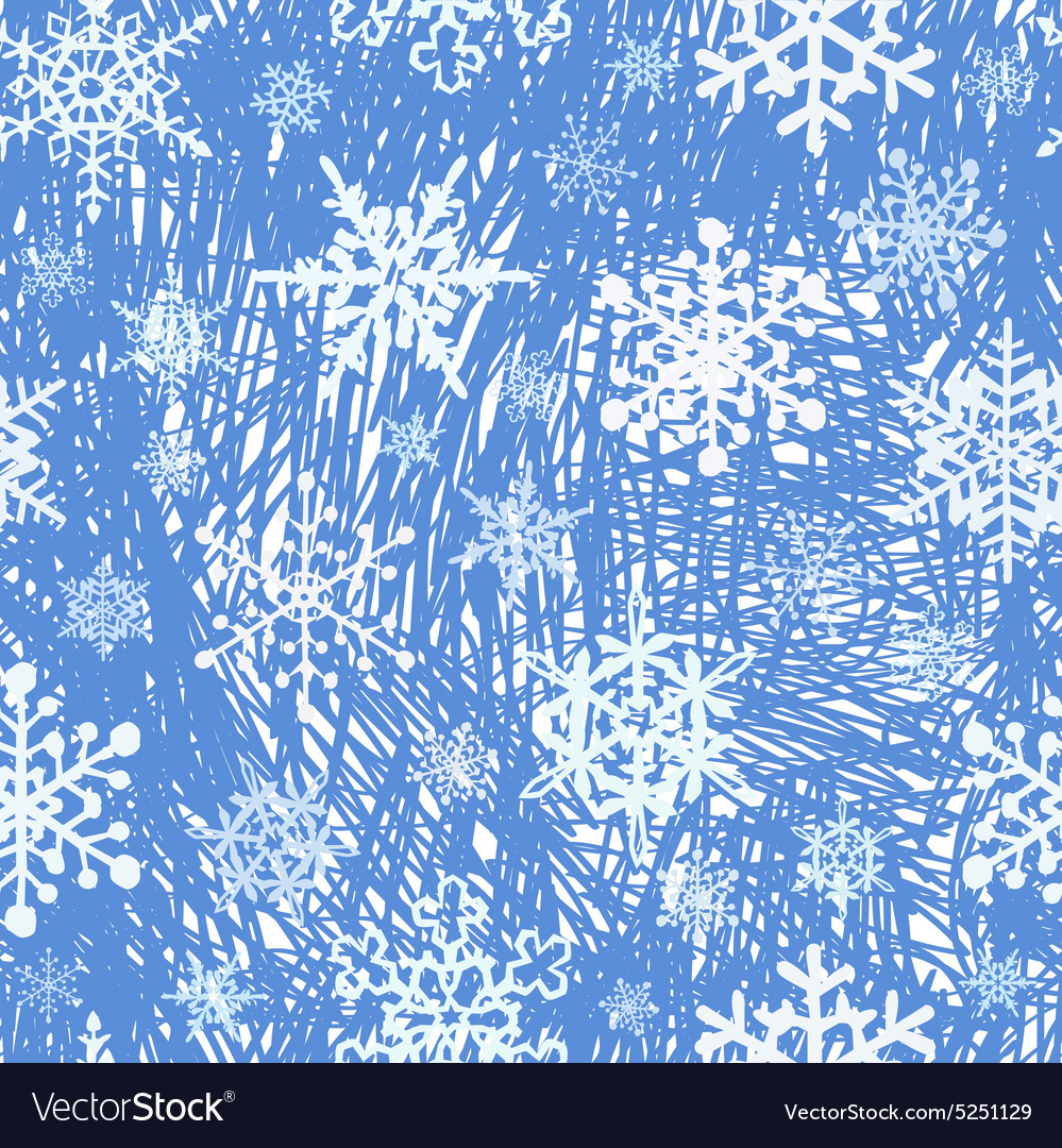 Snowflake background01