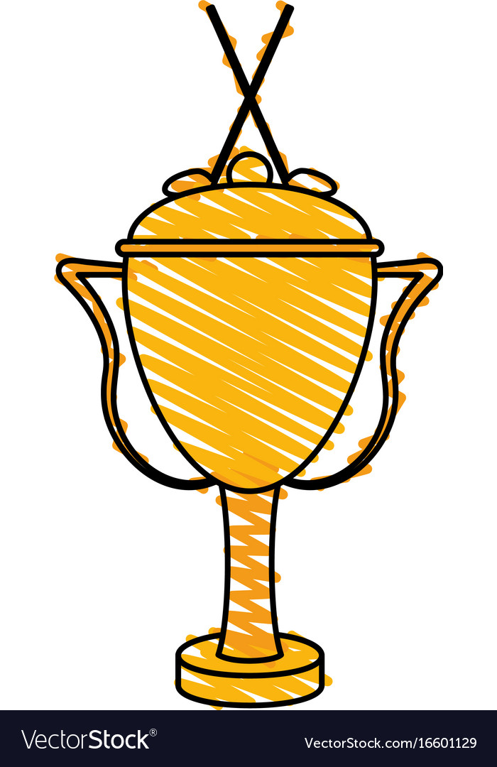 Trophy golf icon image