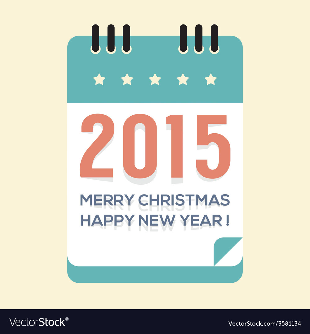 2015 New Year Calendar