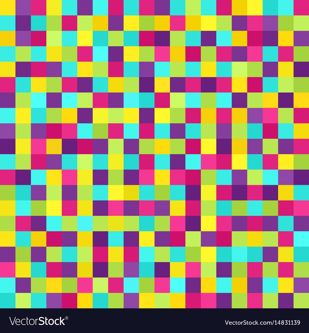 Pixel Pattern Seamless Pixel Art Background