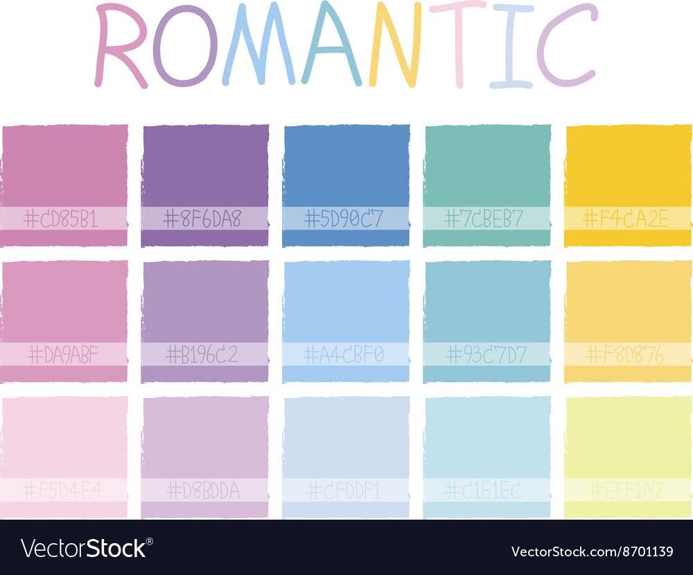 Romantic Color Tone